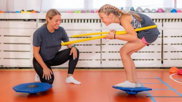 Sportfysiotherapie Almelo - Acacia Fysio plus Zorg